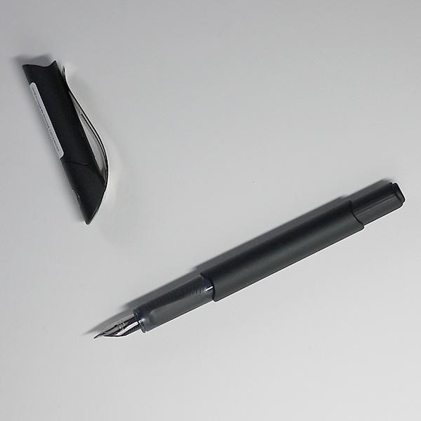 オンライン 万年筆 アカデミー ブラック