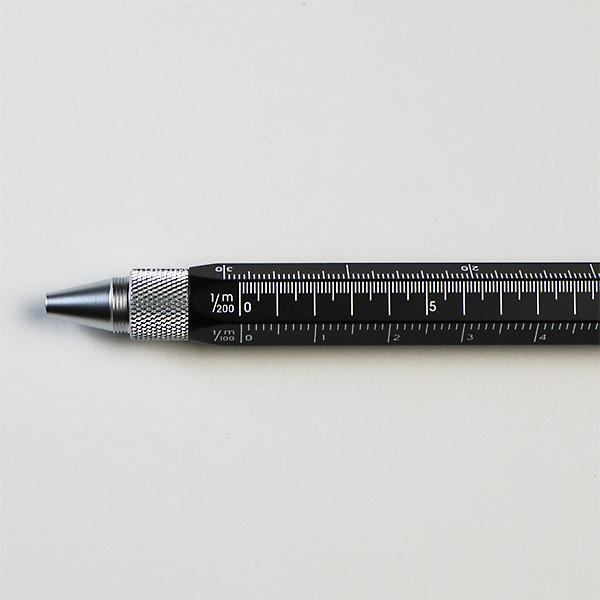 マイスター 多機能ペン ツールペン シルバー