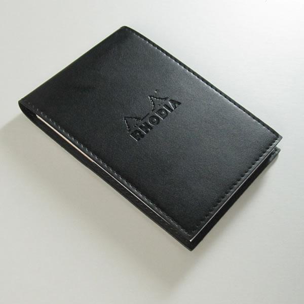 ロディア ePURE(エピュレ)カバー ブラック <ブロックロディアNo.11付き>