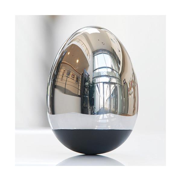 トロイカ コロンブスの卵(ペーパーウエイト&クリップホルダー)