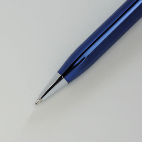 【限定品】クロス ボールペン センチュリー� トランスルーセント ブルーラッカー