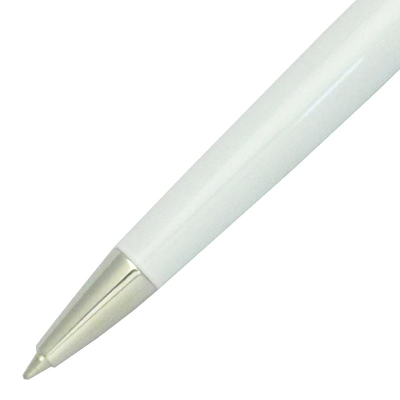 ウォーターマン ボールペン メトロポリタン エッセンシャル ホワイトCT