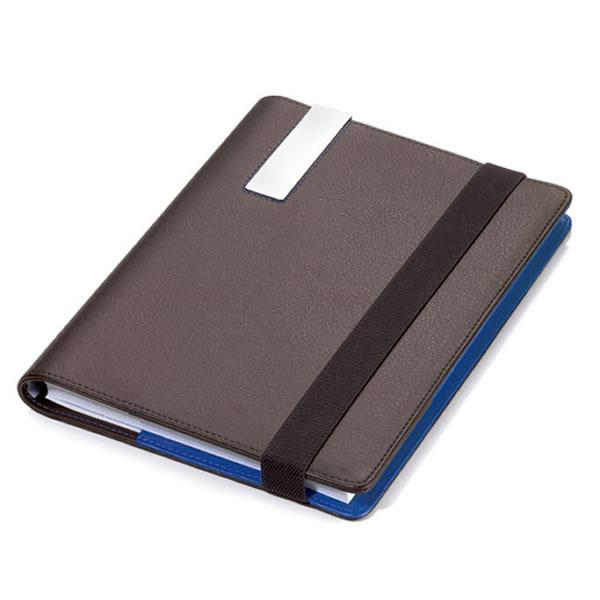 トロイカ DIN手帳カバー(片面開き) ブルーキャニオン A5サイズ