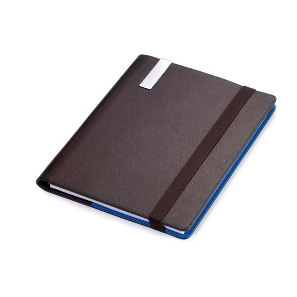 トロイカ DIN手帳カバー(片面開き) ブルーキャニオン A4サイズ
