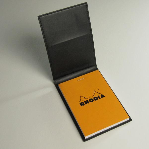 ロディア ePURE(エピュレ)カバー オレンジ <ブロックロディアNo.11付き>