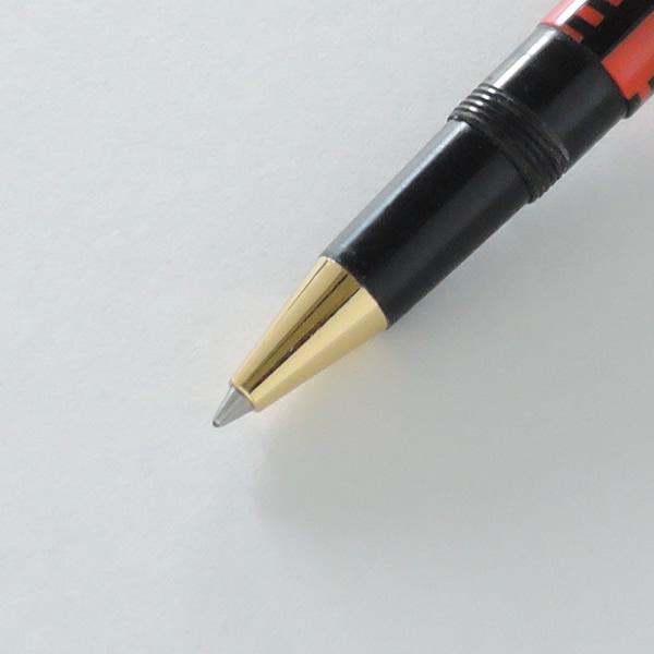 加藤製作所 ミニボールペン セルロイド 暁 <希少品>