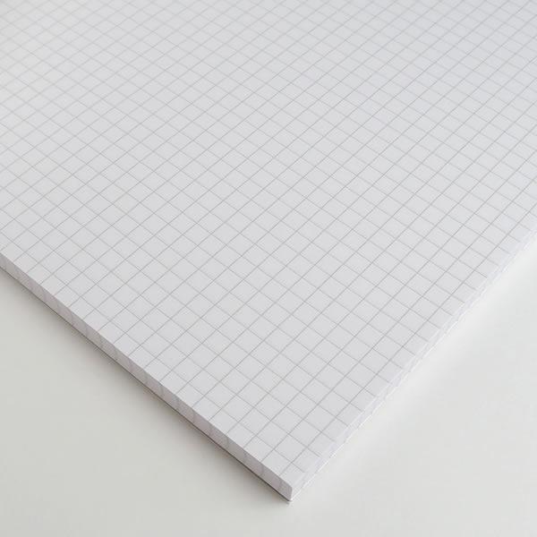 【お得な5冊set】ロディア ブロックロディア No.11 方眼 ホワイト