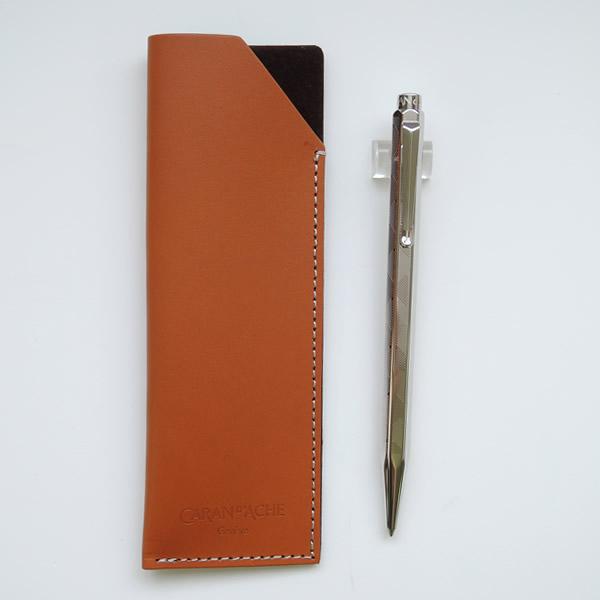 【日本限定モデル】カランダッシュ ボールペン エクリドール クロスポイント(ボールペン+ペンケースセット) <ギフトセット>