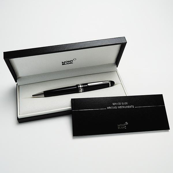 モンブラン ボールペン マイスターシュテュック プラチナコーティング ル・グラン P161