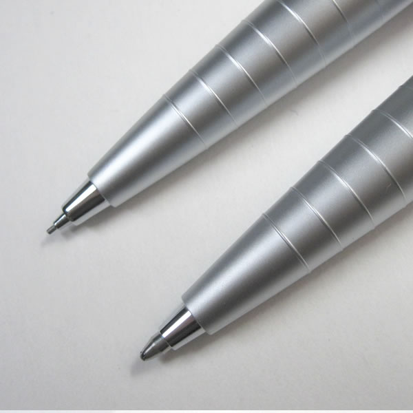 ファーバーカステル エモーション LOOM パープル(ボールペン&シャープペン/ペンケース付) <ギフトセット>