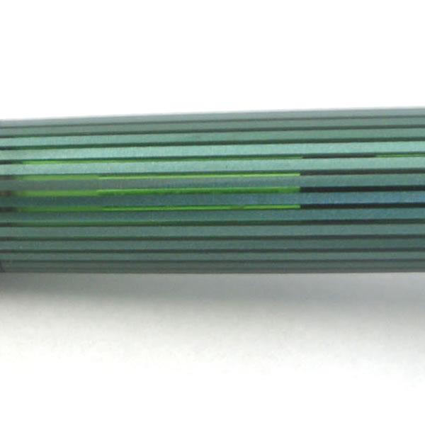 ペリカン 万年筆 スーベレーン M800 緑縞 <ボトルインクおまけ付>