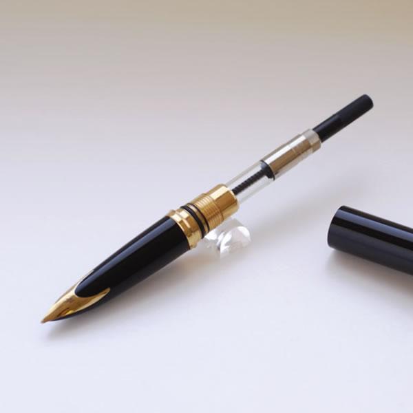 ウォーターマン 万年筆 カレン ブラック・シーGT