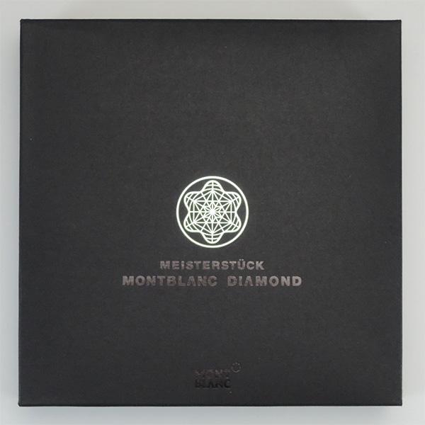 モンブラン ボールペン マイスターシュテュック ダイヤモンド クラシック
