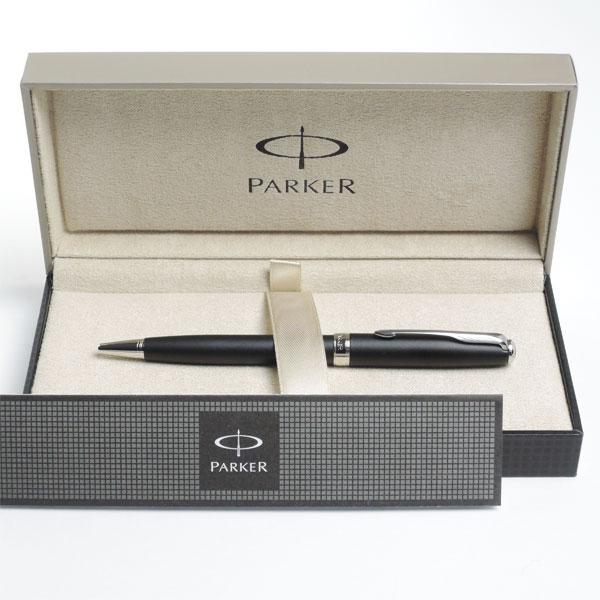 パーカー ボールペン ソネット オリジナル マットブラックCT <リフィルおまけ付き>