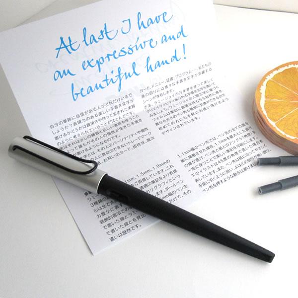 ラミー 万年筆 joy-AL カリグラフィセット