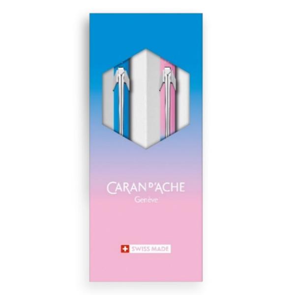 カランダッシュ 849 限定 富士さくら ギフトセット (ボールペン+メカニカルペンシル 0.7mm)