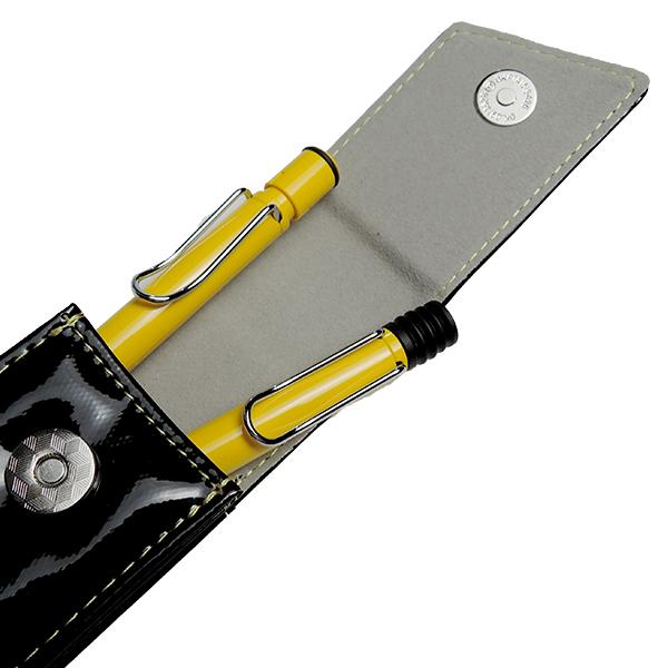 【名入れ代込み】ラミー サファリ イエロー(ボールペン&シャープペン0.5mm) <ペンケース付き・ギフトセット>