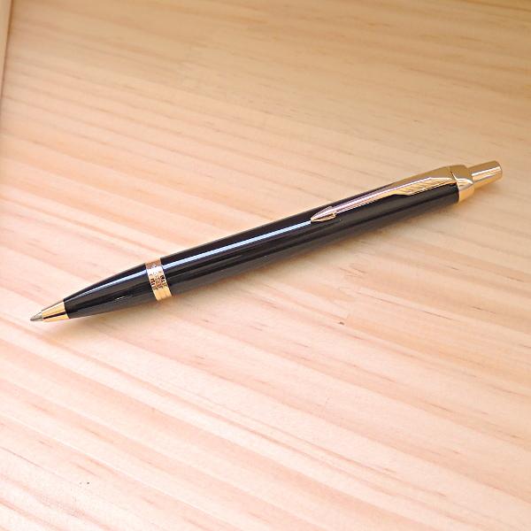 パーカー ボールペン IM ブラックGT
