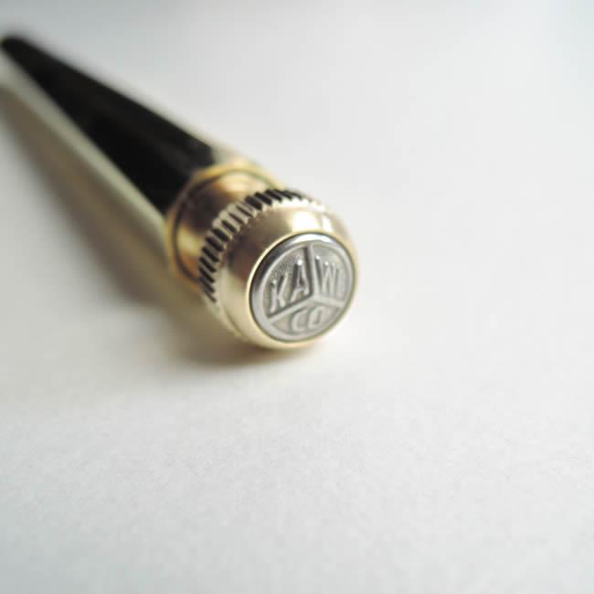 カヴェコ シャープペン ペンシルスペシャル ブラス 0.9mm