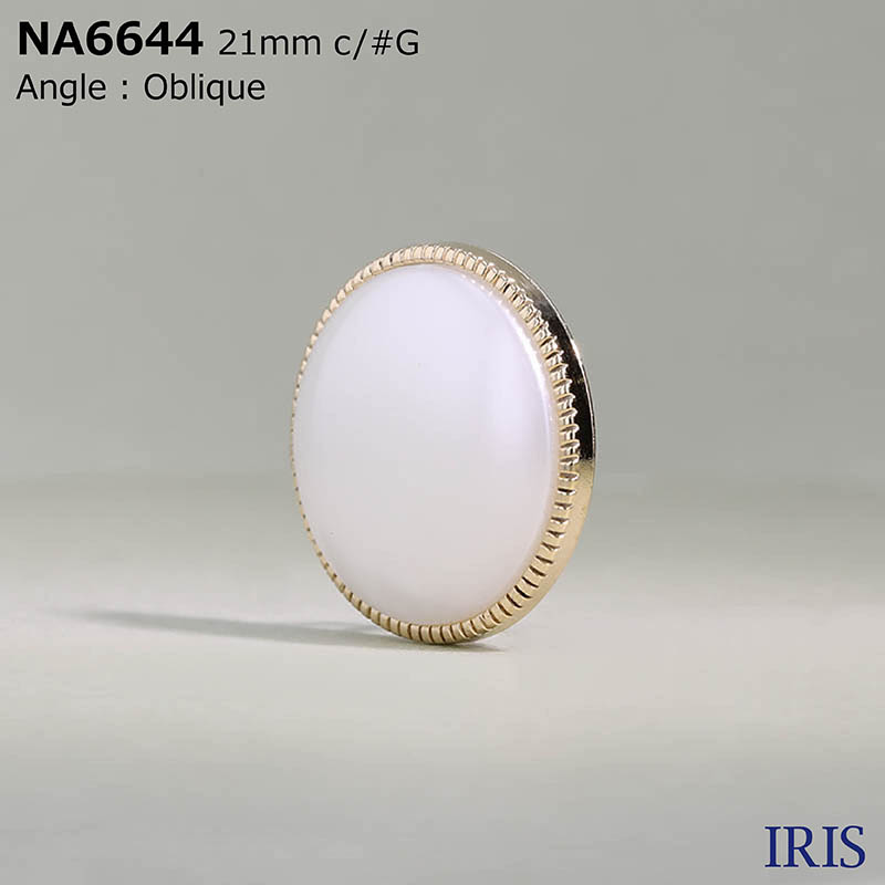 NA6644 ナイロン樹脂/ABS樹脂 角カン足ボタン  9サイズ2色展開