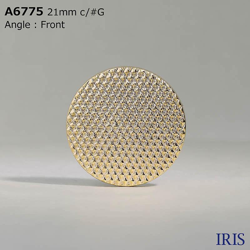 A6775 ABS樹脂 角カン足ボタン  5サイズ3色展開