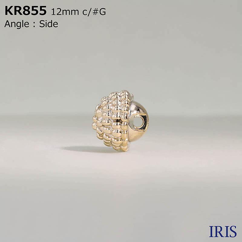 KR855 ABS樹脂 トンネル足ボタン  1サイズ4色展開