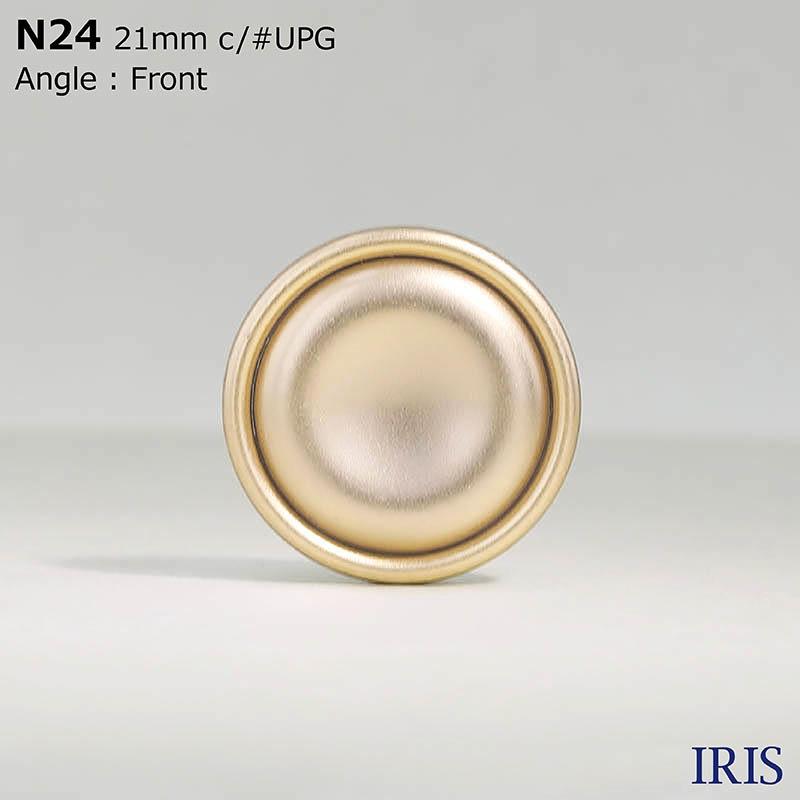 N24 ABS樹脂 角カン足ボタン  6サイズ7色展開