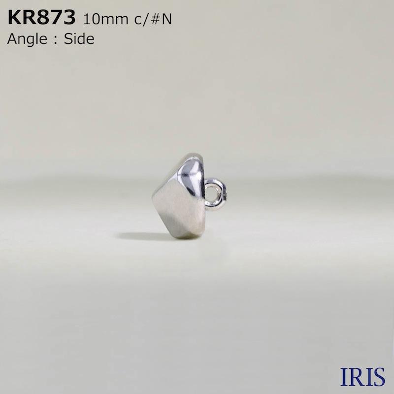 KR873 ABS樹脂 角足ボタン  1サイズ3色展開
