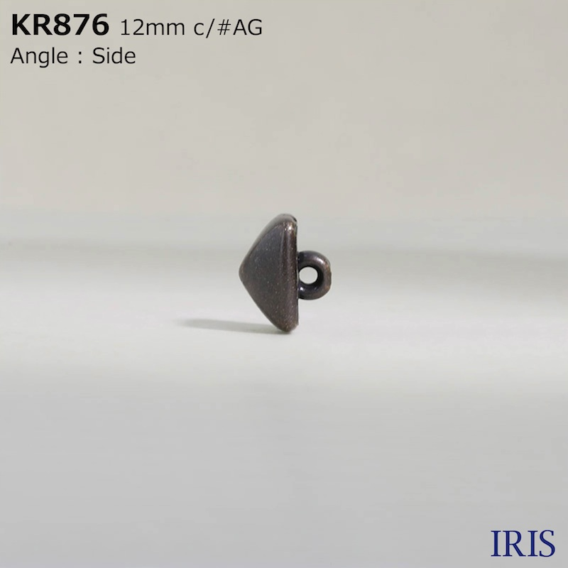 KR876 ABS樹脂 角足ボタン  1サイズ3色展開