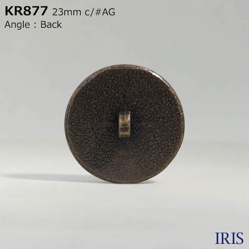 KR877 ABS樹脂 角カン足ボタン  3サイズ2色展開