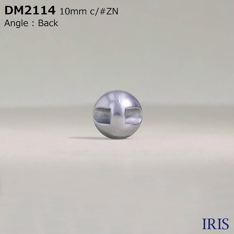 DM2114 ダイカスト トンネル足ボタン  1サイズ5色展開