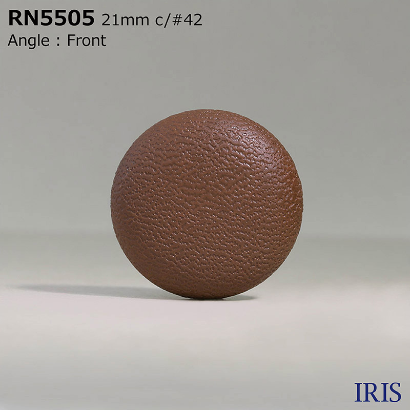 RN5505 ナイロン樹脂 角カン足ボタン  5サイズ5色展開