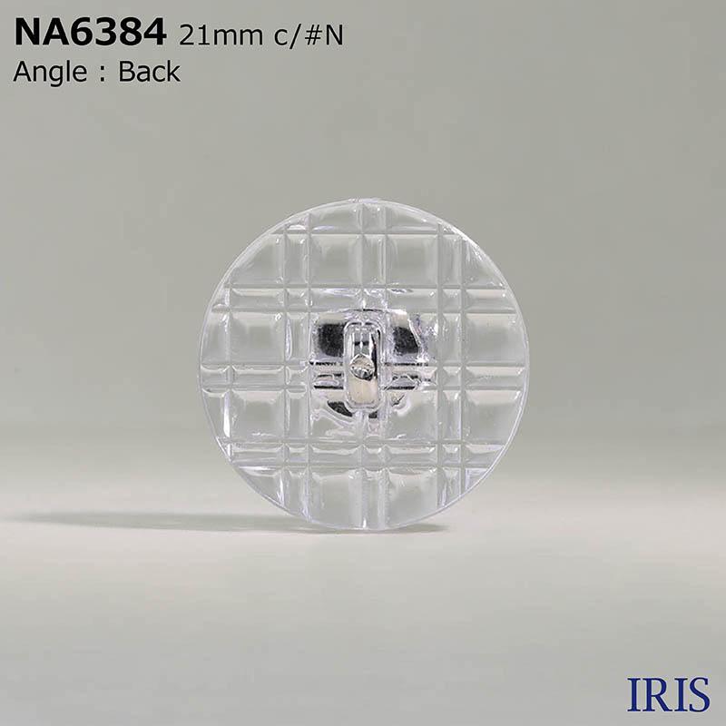 NA6384 ABS樹脂/ナイロン樹脂 角カン足ボタン  6サイズ1色展開