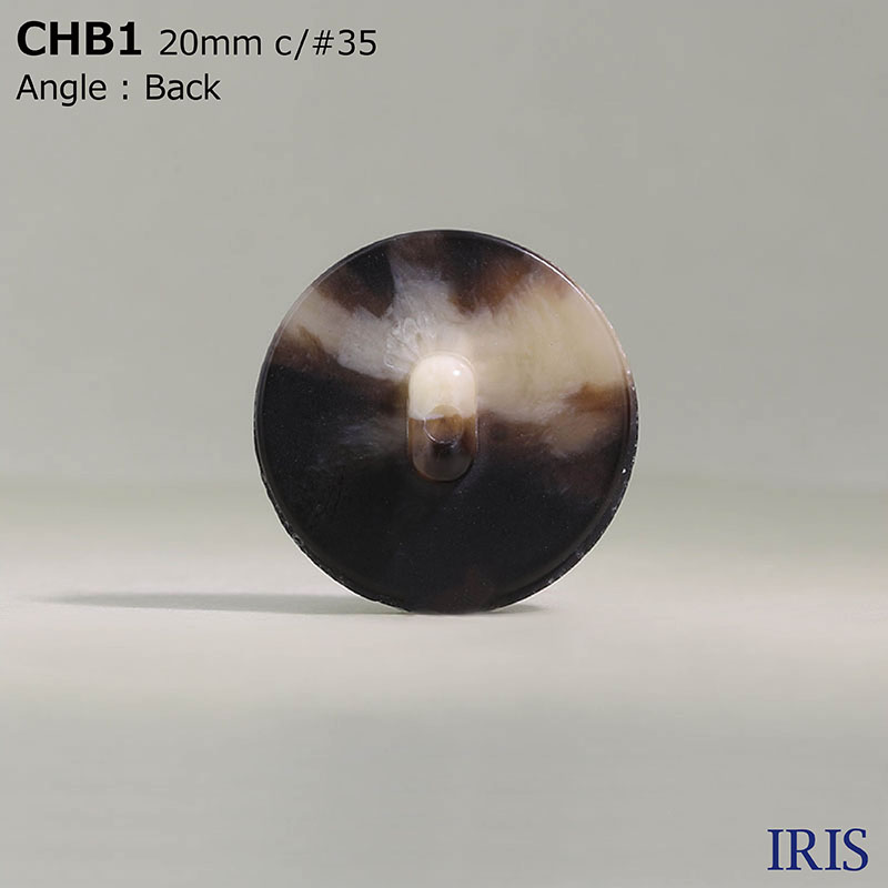 CHB1 ユリア樹脂 棒足ボタン  5サイズ7色展開