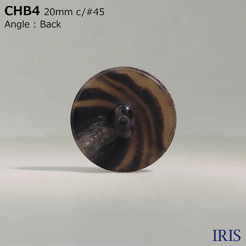 CHB4 ユリア樹脂 棒足ボタン  3サイズ12色展開