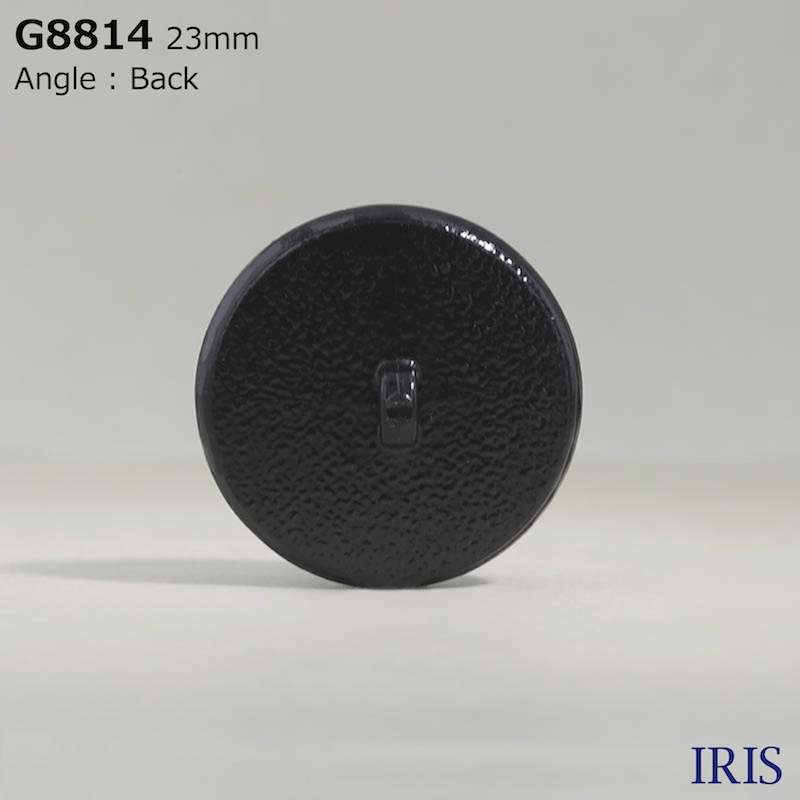 G8814 ナイロン樹脂 角足ボタン  5サイズ1色展開