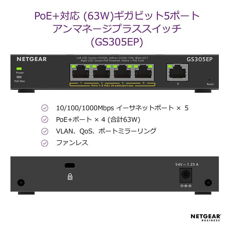 GS305EP