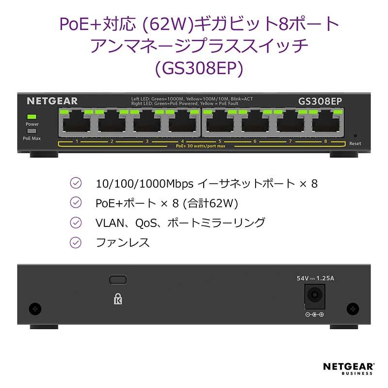 GS308EP