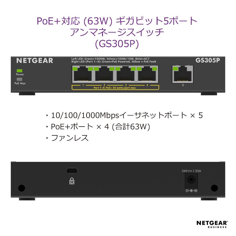 GS305P