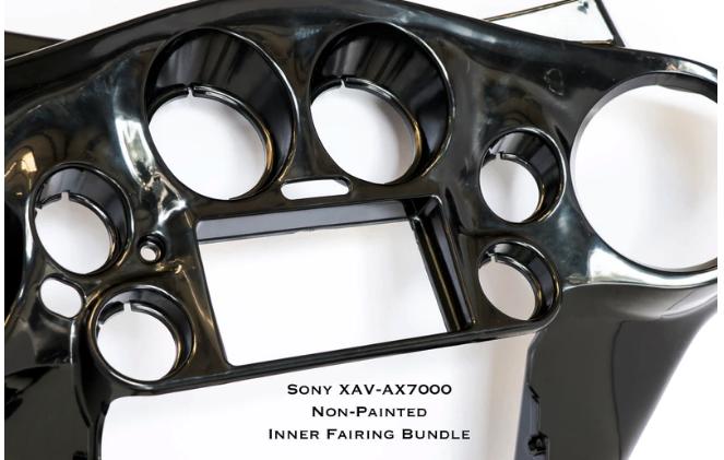 SONY XAV-AX7000 High Power Media Receiver プラグアンドプレイバンドル、METRA 95-HDIFインナーフェアリング付き 1999y〜2013y対応
