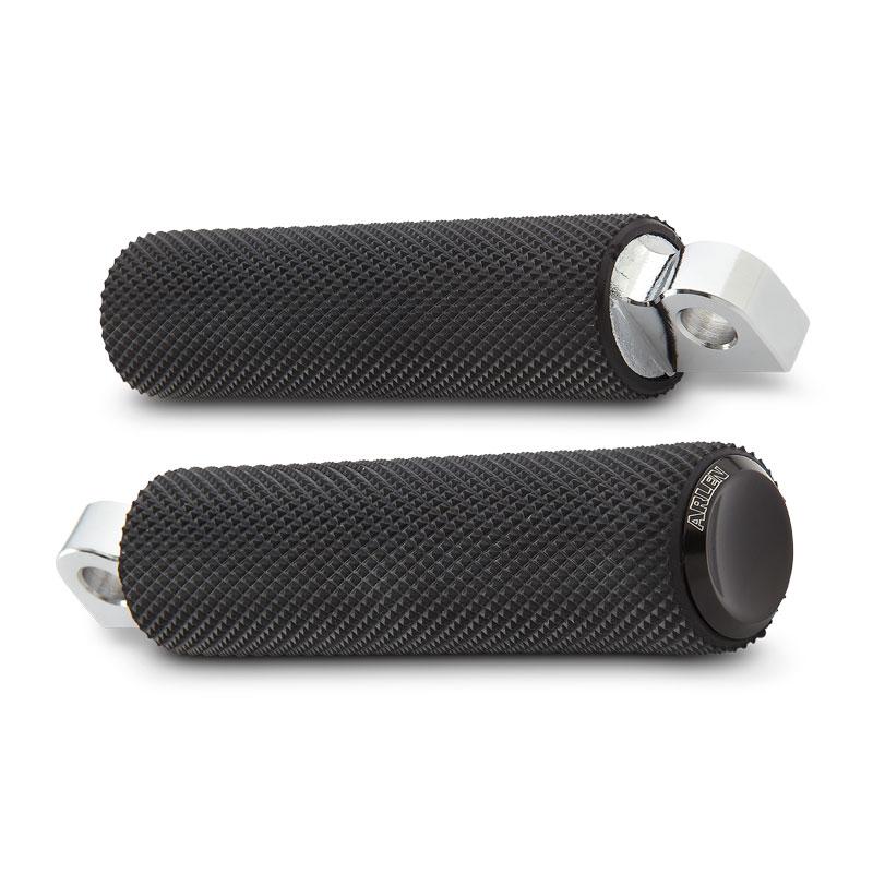Ring Leader Footpegs- Brass&  Chrome&Black