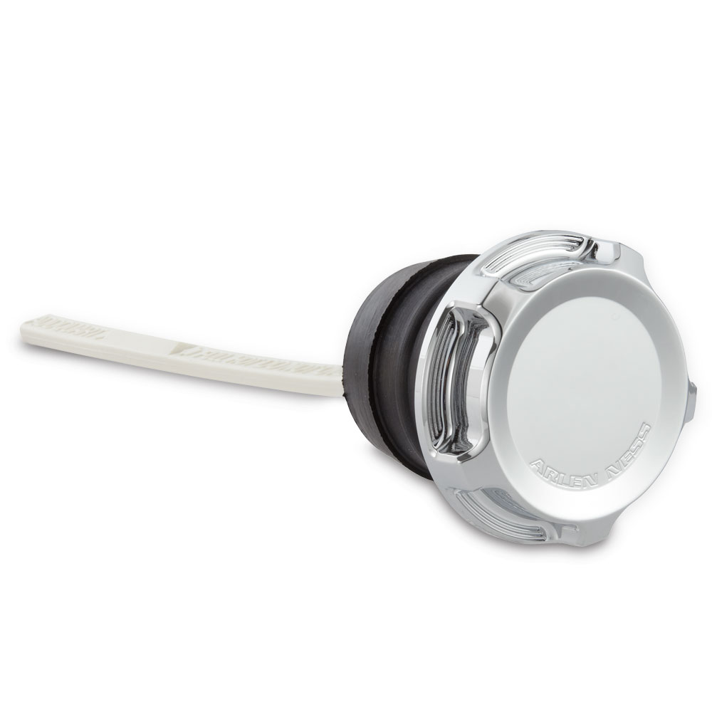 Beveled Dip Stick - Chrome