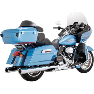 1802-0320Black Power Duals Header System エキパイ