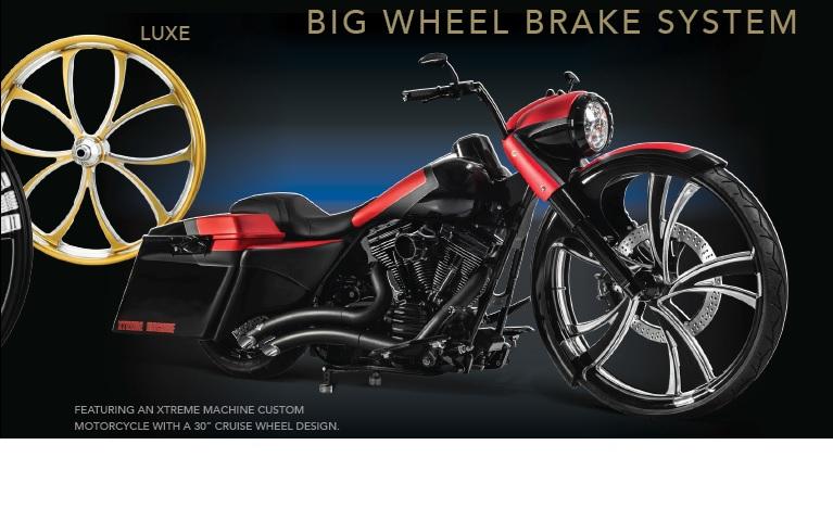 BIG ホイールブレーキ 16インチローター