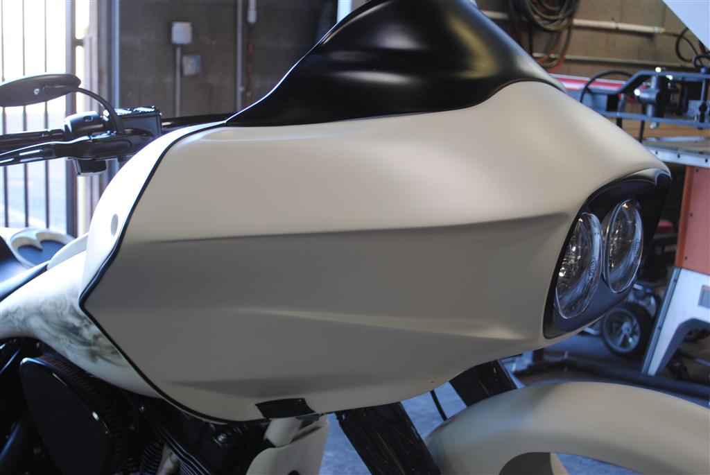 Dirty Money Stretched Outer Fairing