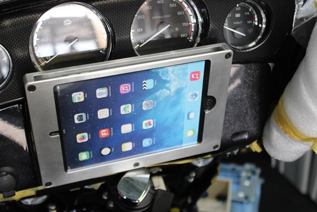 NEW 14y〜FLH系 iPad mini4 オリジナルビレットケース  WA-302-14