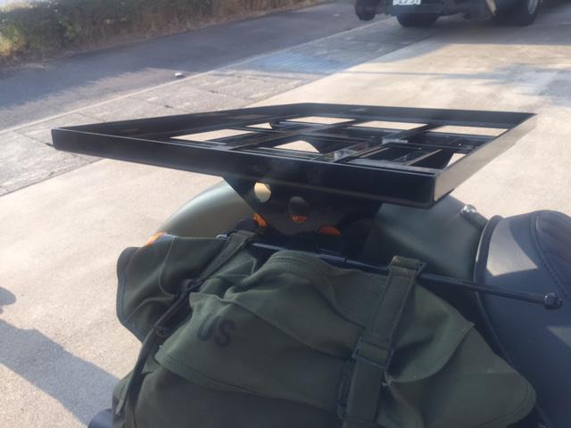 FLS デタッチャブル ミーティングキャリア TA-004B ソロ用