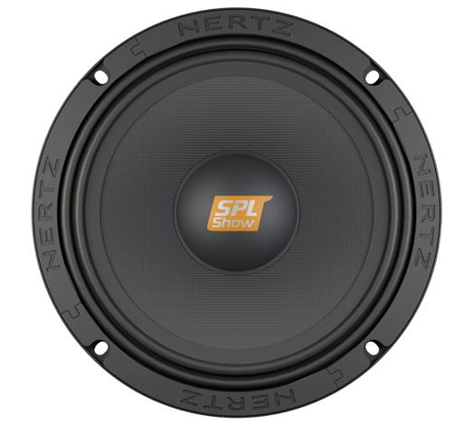 Speed by Design HERTZ SOUND SYSTEMS 8″スピーカー