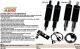 LEGEND AERO AIR SUSPENSION 99y〜 ツーリングモデル BLACK