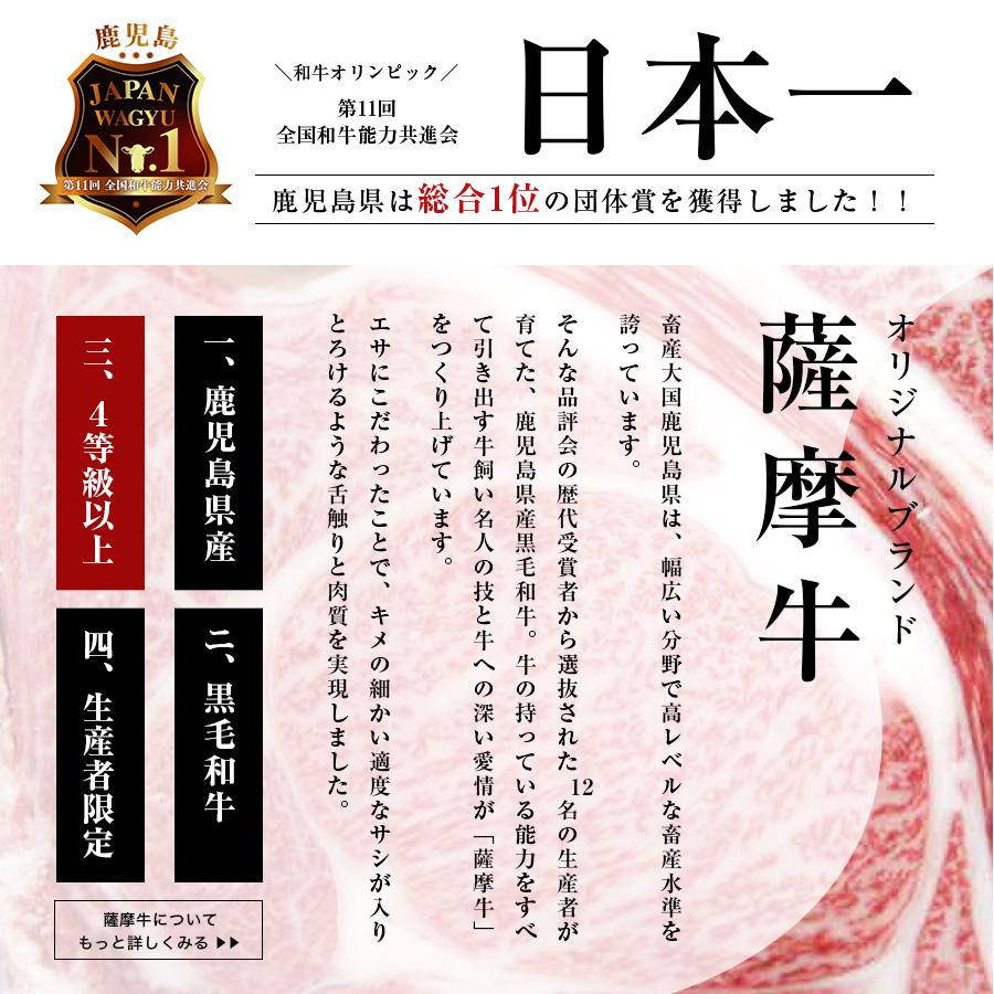 薩摩牛サーロインステーキ(ギフト用包装)【送料込】